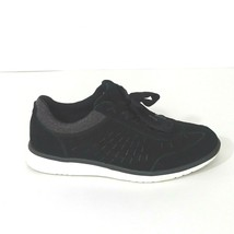 Ugg Victoria Sneakers Energ Comfort Shoes Women Size 8 Black Lace Up 1017011 - $47.01 CAD