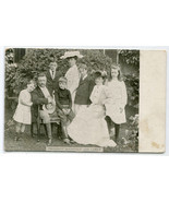 President Theodore Roosevelt Family Political 1905c postcard - $7.00