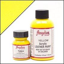 Angelus Acrylic Paint 1 Oz. (Yellow) - $6.76