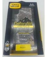 OtterBox Defender Series - Screenless- iPhone X / Xs Case - Real Tree Camo - $25.49