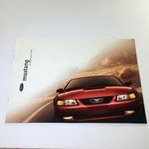 1999 Ford Mustang GT Ninety-nine Dealership Car Auto Brochure Catalog - $9.45