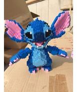 Big size Stitch Mini Blocks Anime DIY Building Toys - $34.95