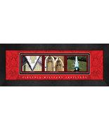 Virginia Military Institute (VMI) Officially Licensed Framed Campus Lett... - $39.95