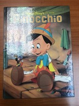 Walt Disney Pinocchio Pop-Up Book New 1992 - $35.99