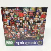 """Springbok Nutcracker Collection 1000 pc Jigsaw Puzzle 24""""x30"""" -Read Belo... - $23.36"""