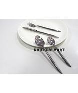 Al-Nurayn Stainless Steel Silverware Cutlery Set Of 8 By NauticalMart - $169.00