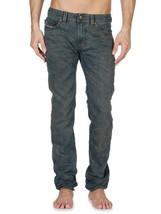 Diesel Men's Premium Designer Denim Regular Skinny Leg Jeans Thavar 0808Z image 2