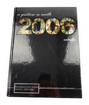 Bloomington Indiana High School South Yearbook Gothic 2005-2006 Volume 97 - $24.59