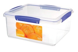 Sistema 1850 Klip It Collection Rectangle Food Storage Container, 169 Ou... - €13,73 EUR
