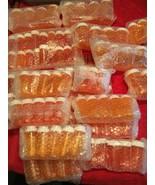 Amber Prescription RX Bottles Lot (Various Sizes) - $93.50