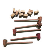 Dig Parker Brothers 1940s Board Game Replacement Pieces - Hammers & Gold... - $4.88