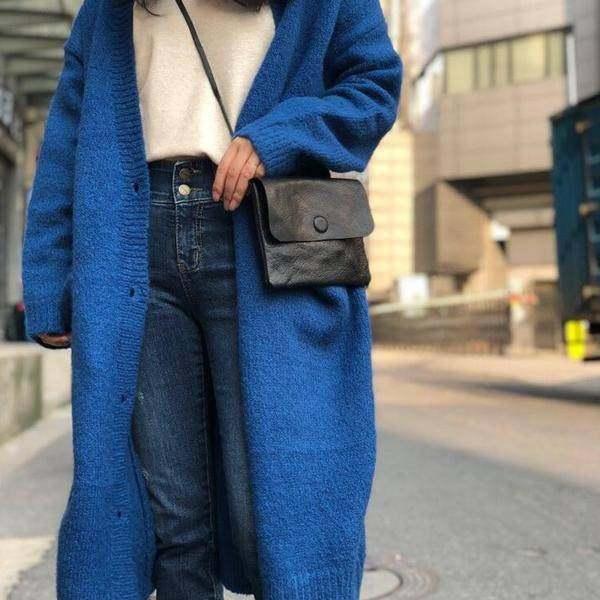 On Sale, Handmade Crossbody Bag, Full Grain Leather Shoulder Bag, Women Clutch