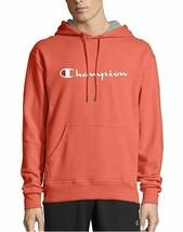 Champion Men's Powerblend Fleece Pullover Hoodie - Script Logo - 3 COLOR... - $33.24