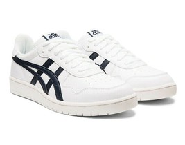 ASICS Tiger Men Court S MEN Shoes Sneakers 1191A212.102 White Midnight - $84.00