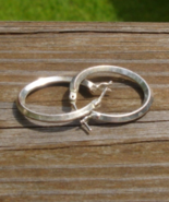 Hoop Earrings - $0.00