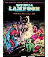National Lampoon #14, May 1971 - Future issue - $16.20
