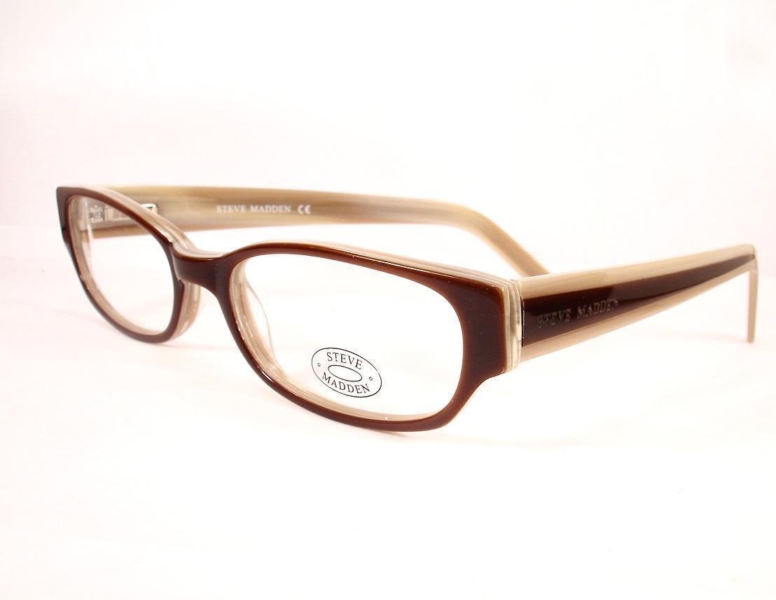 Steve Madden Eyeglasses P105 BRHN Women and 50 similar items