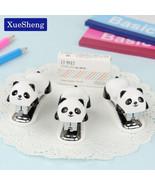 XUES® 1PC/Lot Cartoon Mini Panda Stapler Set School Office Supplies Stat... - $1.62