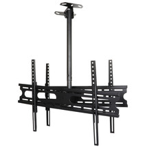 """MegaMounts Tilt and Swivel Ceiling Mount for two 37""""- 70""""  LCD, LED, and... - $81.96"""