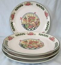 International Tableworks Gardening Season Dinner Plate set of 4 - $39.49