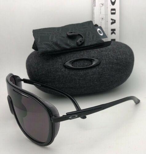 New OAKLEY Sunglasses OUTPACE OO4133-01 Black Ink-Black Frame w/ Warm Grey Lens image 6