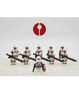 Star Wars 91st Recon Commander Neyo Army Set 11 Minifigures Lot - USA SE... - $22.99