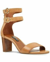 Nine West Parlans City Sandals, Dark Beige, Size 9 M - $29.99