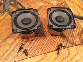 Bose SoundDock Series 1 OEM Speakers 2 Replacem... - $21.09