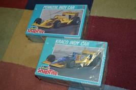 Lot Revell SnapTite Kraco & Pennzoil Indy Car John Andretti 1992 Model K... - $37.04