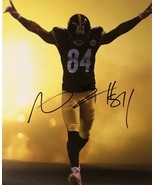 ANTONIO BROWN AUTOGRAPHED SIGNED 16x20 Pittsburgh STEELERS PHOTO AWESOME... - $69.99