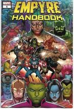 EMPYRE HANDBOOK #1 (MARVEL 2020) - $5.74