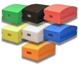Zered HPP-G hand polishing pad 90 mm X 55 mm - $16.00