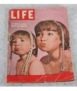 "Life Magazine Miniature Magazine Advertisement 3"" x 2-1/2"" - $19.79"