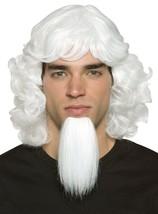 Rasta Imposta Uncle Sam Wig and Goatee Set Halloween Costume Accessory GC5423 - £13.60 GBP