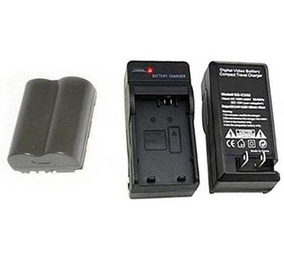 Battery + Charger for Canon Digital Rebel 6.3MP DS6041 Pro90 IS Pro 1 G1 G2 G3 - $22.49