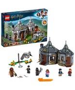 Brand New LEGO Harry Potter Hagrid's Hut: Buckbeak's Rescue Building Set... - $70.00