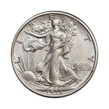1935 P Walking Liberty Half Dollar - Gem BU / MS / UNC - $68.00