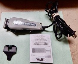 Wahl The Designer Vintage Hair Clipper Model DS 8035 With Manual 200S - $34.99