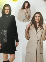 Burda Sewing Pattern 6987 Misses Ladies Coat Size 10-24 New - $13.43