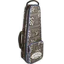 Lanikai THB-B - Heavy-Duty Baritone Ukulele Case - Tribal Pattern - Poly... - $39.95