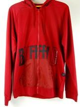 Buffalo David Bitton Hoodie Red L NWT - $29.69