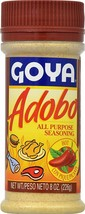 Goya Adobo All Purpose Seasoning con Pique/Picante (Hot) 8 oz - $7.91