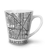 Spain City Barcelona NEW White Tea Coffee Latte Mug 12 17 oz | Wellcoda - $16.99+