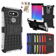 For LG G4 note Pro V10 Case Rugged Armor Hybrid Shockproof Stand Phone C... - $13.60