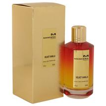 Mancera Velvet Vanilla Eau De Parfum Spray (unisex) 4 Oz For Women  - $153.13