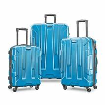 "Samsonite Centric 3 Piece Hardside Luggage Set Spinners 21"" 24"" 28""- Car... - $300.00"