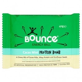 Bounce - Cacao Mint Protein Bomb Energy Ball 42G x 12