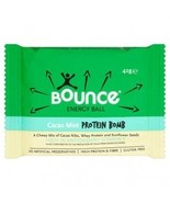 Bounce - Cacao Mint Protein Bomb Energy Ball 42G x 12 - $33.17