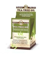 1PC Difeel Tea Tree Oil Hair Mask Helps Prevent Dry Itchy Scalp 1.75oz - $3.91