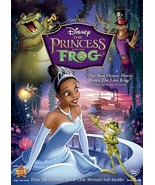 Disney The Princess and the Frog (DVD, 2010) - $3.96
